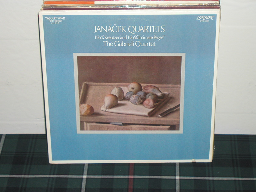 Gabrieli Quartet - Janacek Quartets london sts15432