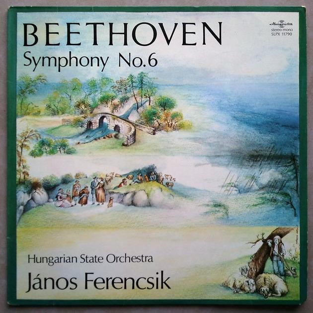 Hungaroton/Ferencsik/Beethoven - Symphony No. 6 / EX