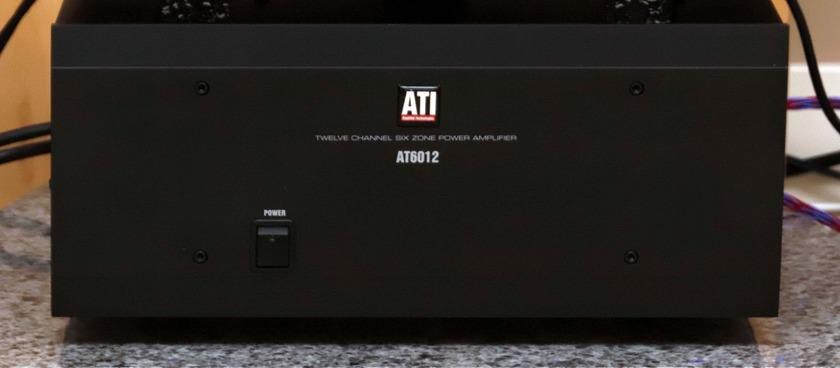 ATI AT6012 12 channels 120/240V