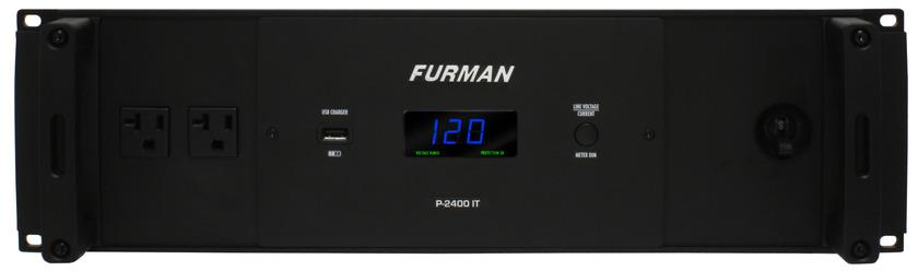 Furman Power Conditioners  P-2400 IT  Symmetrically Balanced Power Conditioner