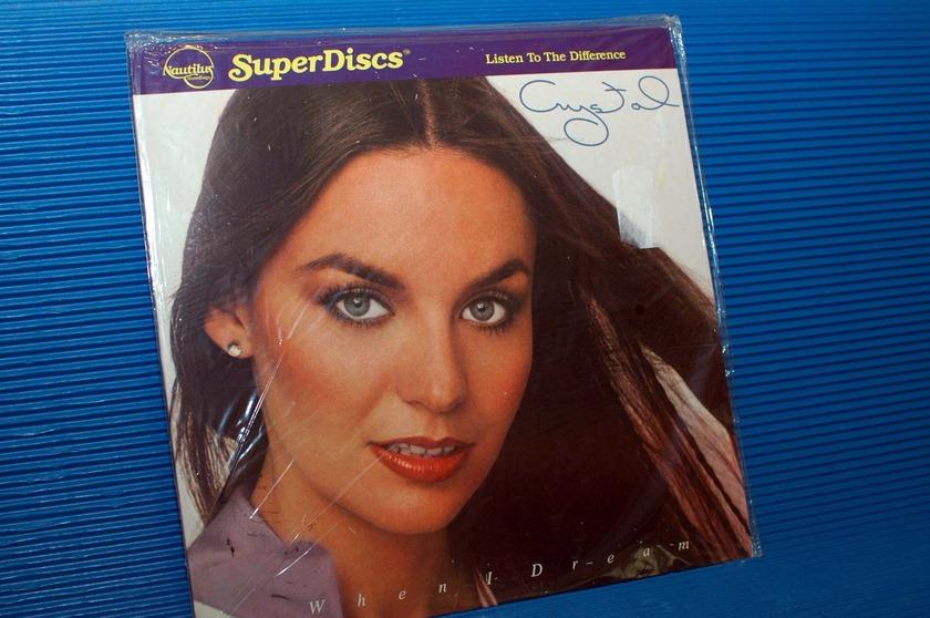 "CRYSTAL GAYLE -  - ""When I Dream"" -  Nautilus Super Discs 1980 Sealed!"
