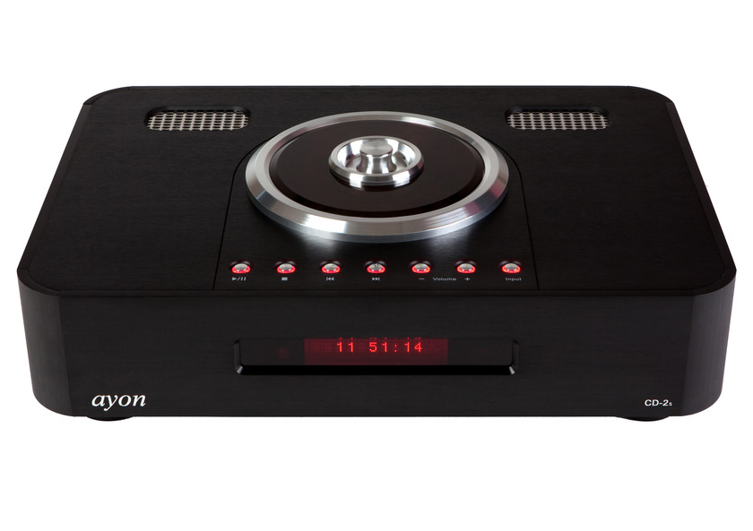 AYON AUDIO  CD-2S BEST OF SHOW!