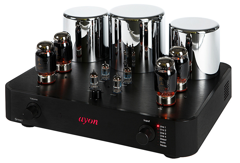 AYON AUDIO SPIRIT III BEST OF SHOW!
