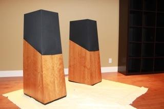 Vandersteen 5A Speakers