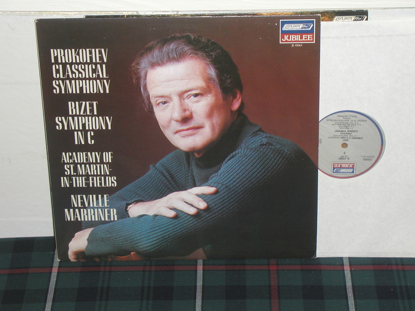 Marriner/AoStMitF - Prokofiev/Bizet LondonUK/Holland press