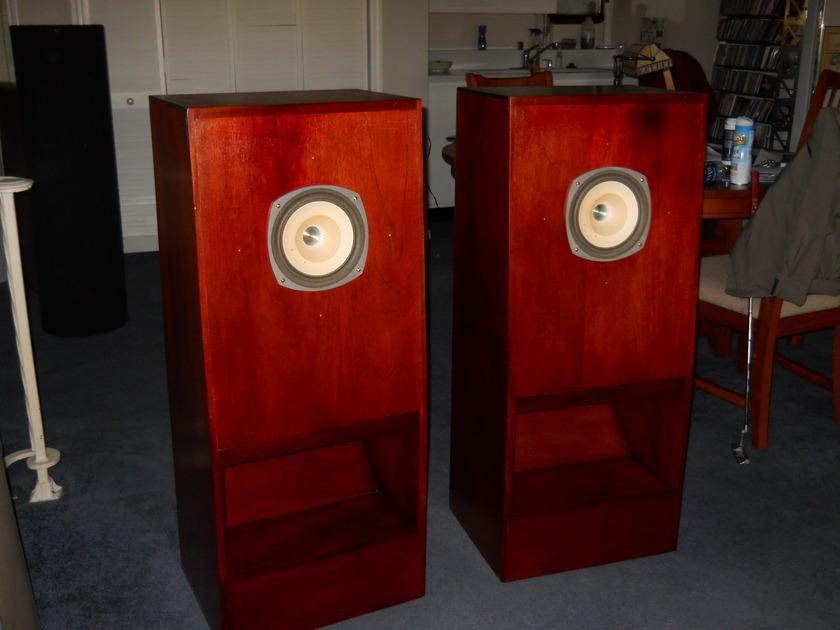 AER  MK II Single Driver Speakers