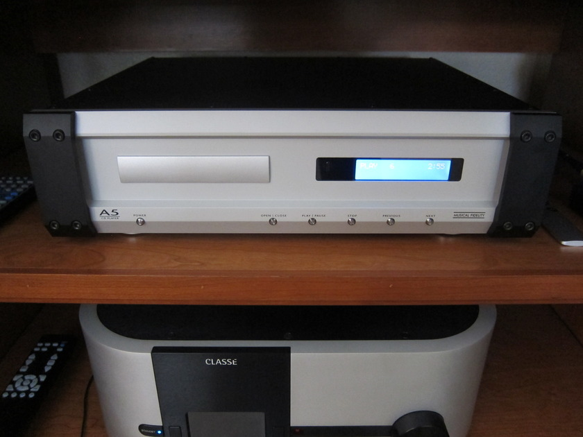 Musical Fidelity A5 CD Player