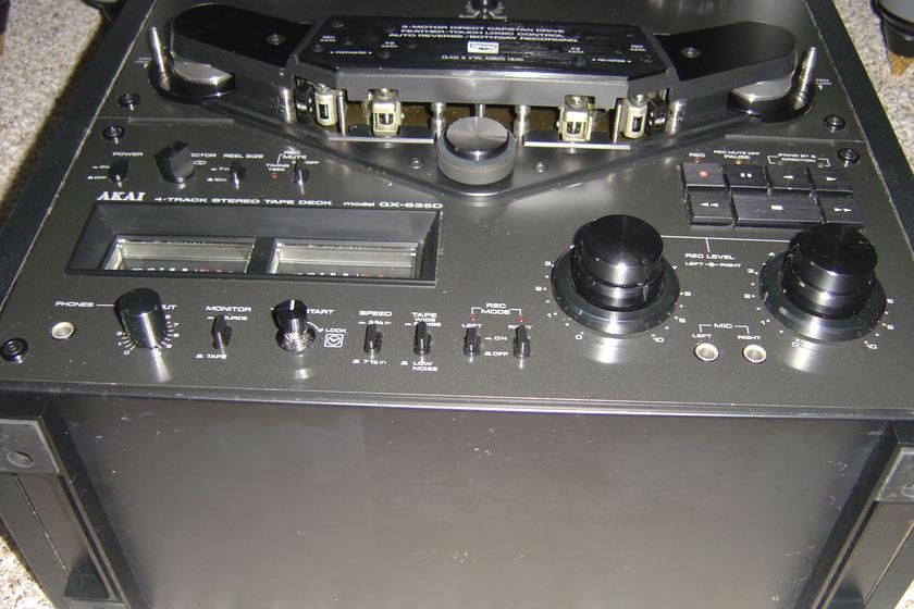 Akai GX-635 Open Reel