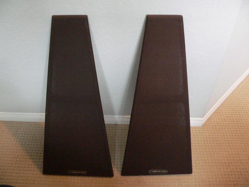 Bright Star Altair - Reduced rare pair of speakers