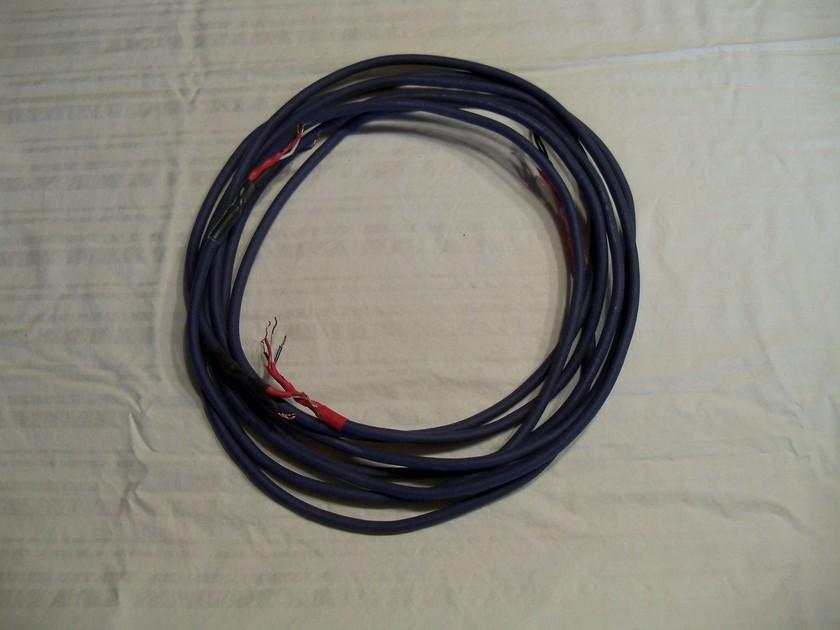 Audioquest Type-4+ Speaker Cable 10' Pair