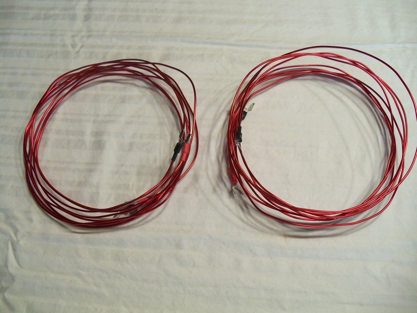 Anti-Cables Speaker Cable 10' Pair