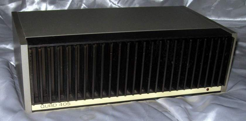 Quad 405 power amplifier