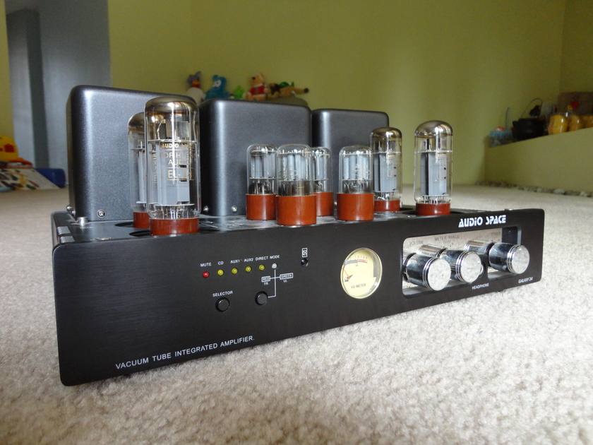 Audio Space Galaxy 34 EL34 Integrated Amp