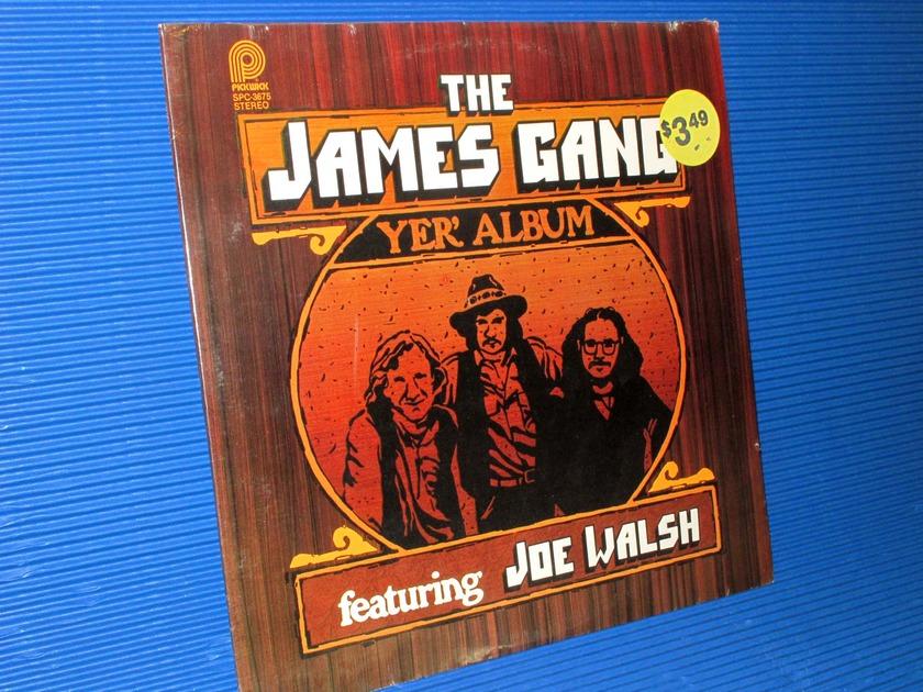 "THE JAMES GANG -  - ""Yer' Album"" - Pickwick 1979 re-master rare Sealed"