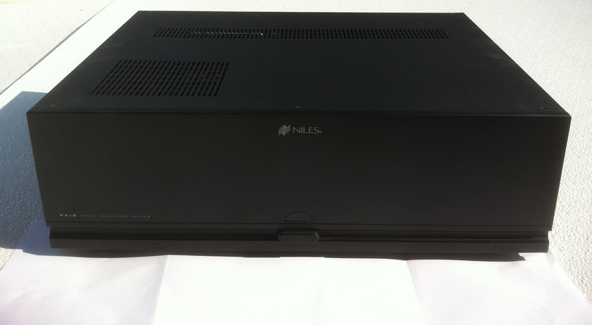 Niles Audio VS6 VS-6  HD Video Switcher for ZR6 GXR2 Amplifier