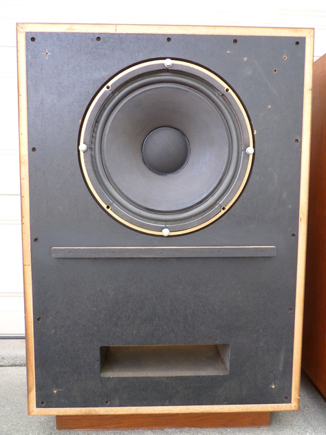 """Tannoy 15"""" Monitor Royals Blue HPD-385"""
