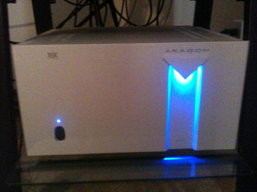 Aragon 2007 200x7 reliable amp