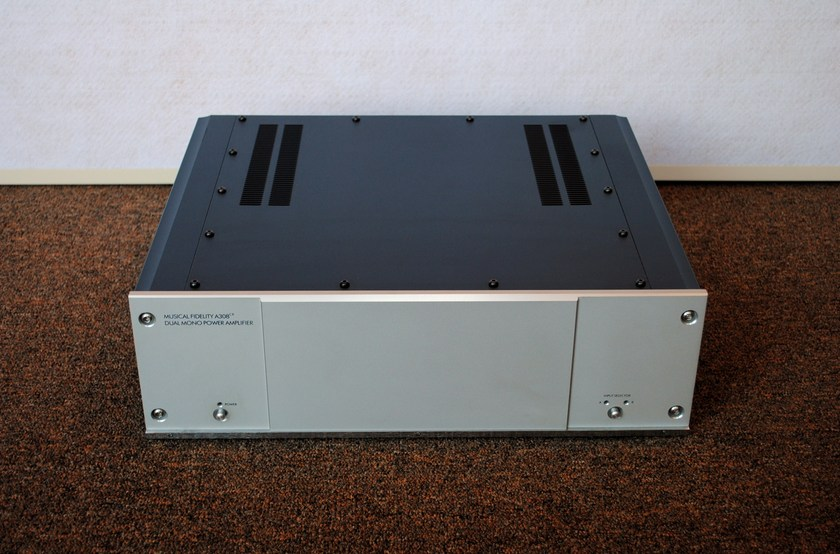 Musical Fidelity A-308cr Stereo Power Amplifier