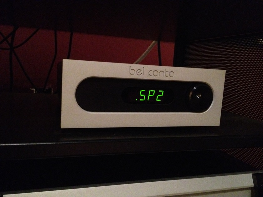 Bel Canto DAC 3 USB Perfect Cond