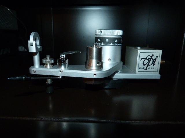 """VPI JMW 10"""" armbase w/ aluminum jct box"""