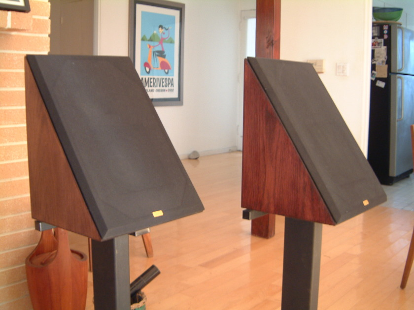 Spica TC50 matching pair with Sound Anchor stands