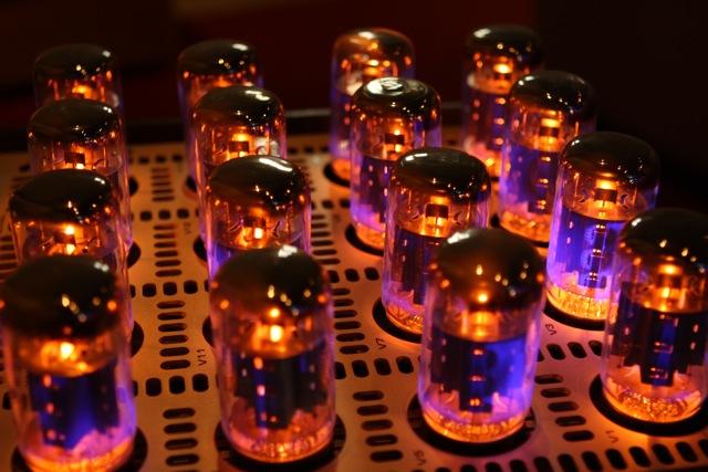 Audio Research REF 610T Mono Amplifiers