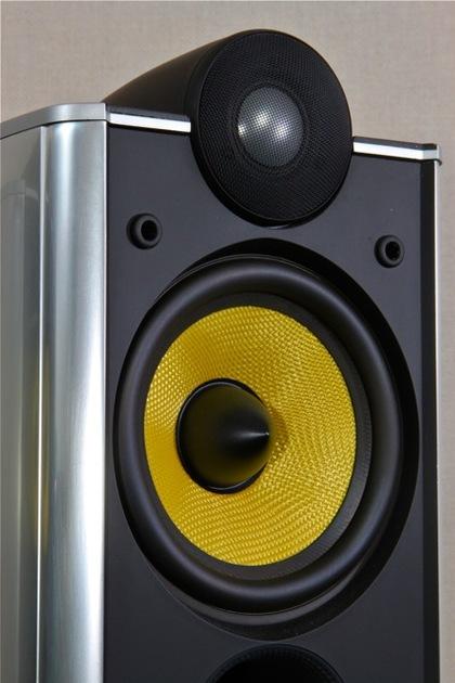 B&W Bowers & Wilkins XT8 Speakers (silver)