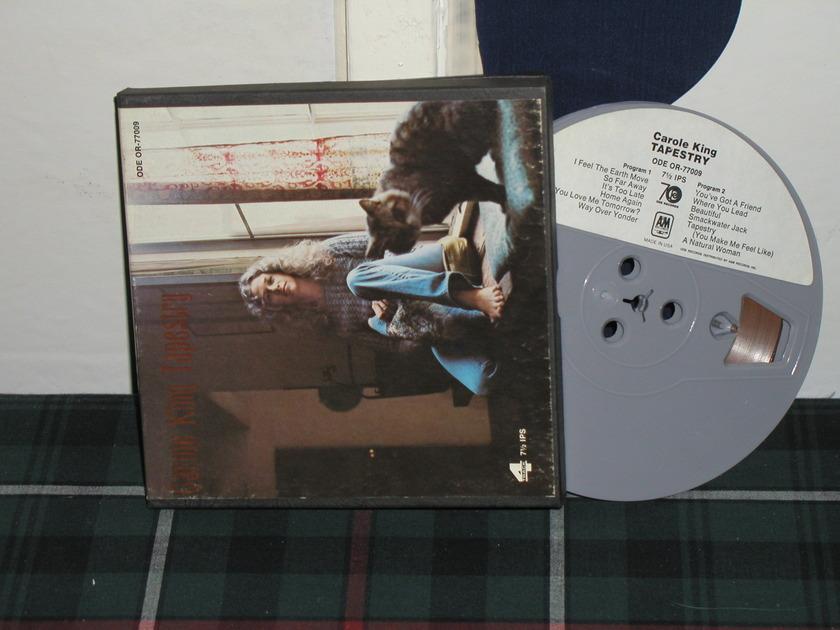 Carole King - Tapestry ODE/70 7 1/2 ips Open Reel Tape
