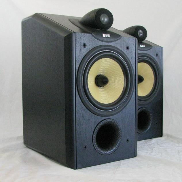 B&W  Bowers and Wilkins CDM 1NT (Black) Speakers