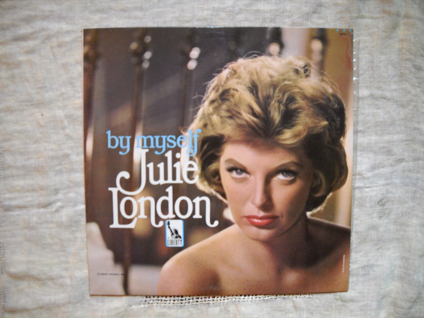 "Julie London - ""By Myself"" SEALED"