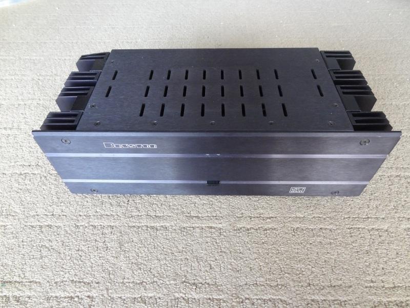 Bryston 3B-ST power amp - 5+ years on warranty