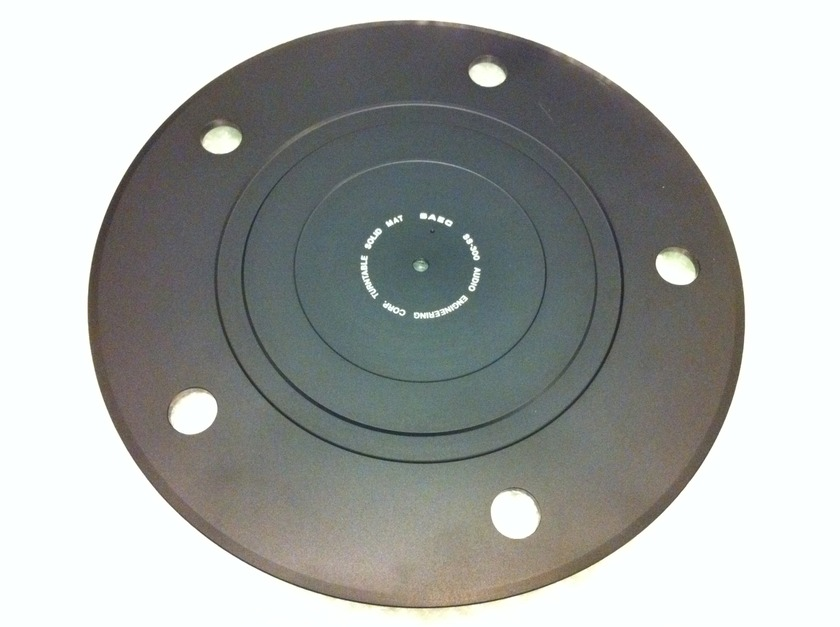 SAEC SS-300 Solid Turntable Mat Free Shipping worldwide