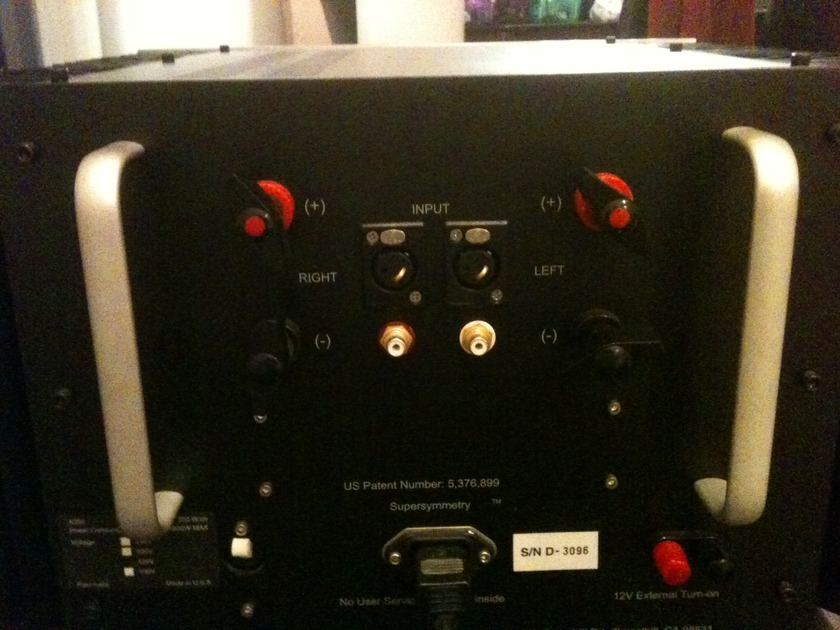 Pass-labs  X350 Perfect amp