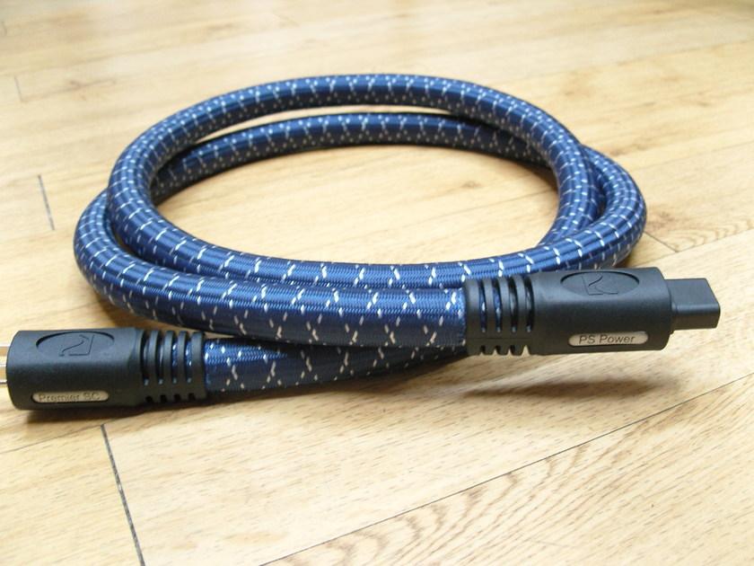 psaudio  premire  SC 2m. AC cable