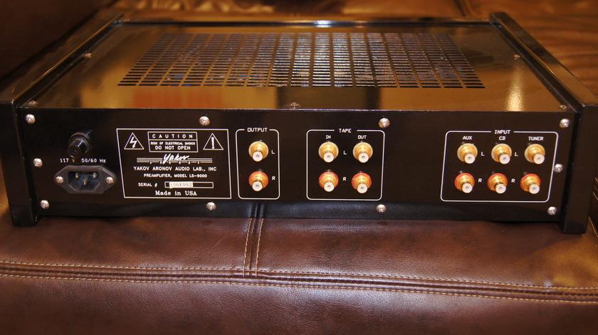 Aronov LS 9000 Tube Pre Amp