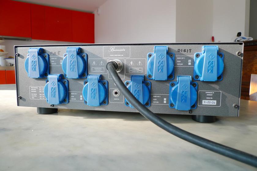 Burmester 948 Power Conditioner 230v