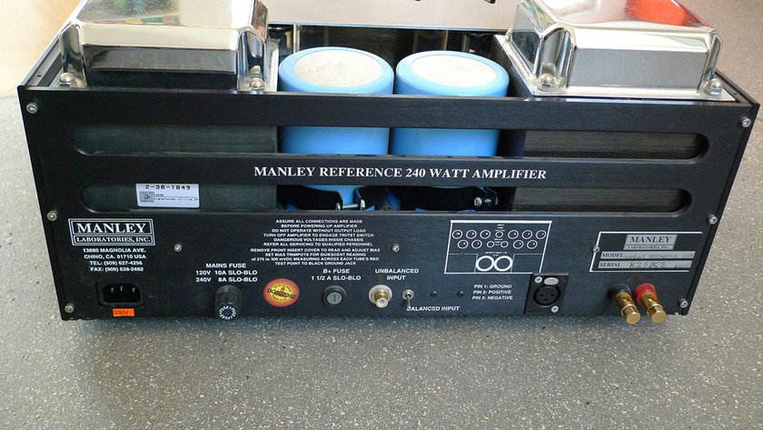 Manley Labs Reference 250 240