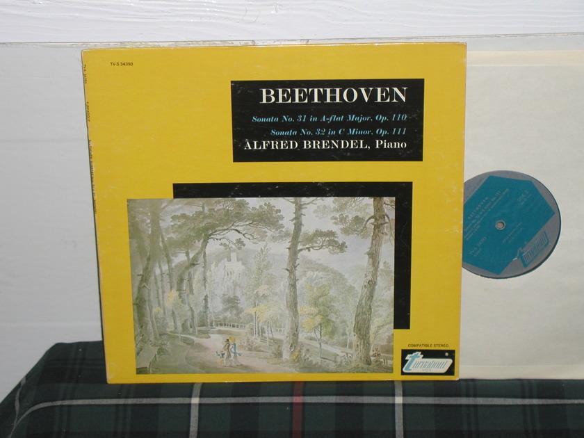 Brendel - Beethoven Son 31 VOX/Turnabout LP  tv-s 34393