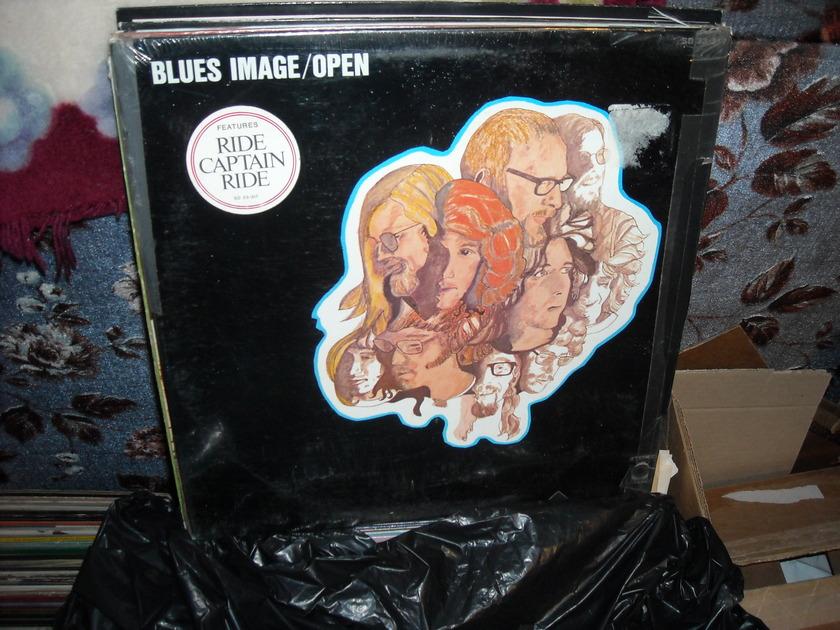 Blues Image - Open Atco LP (c)