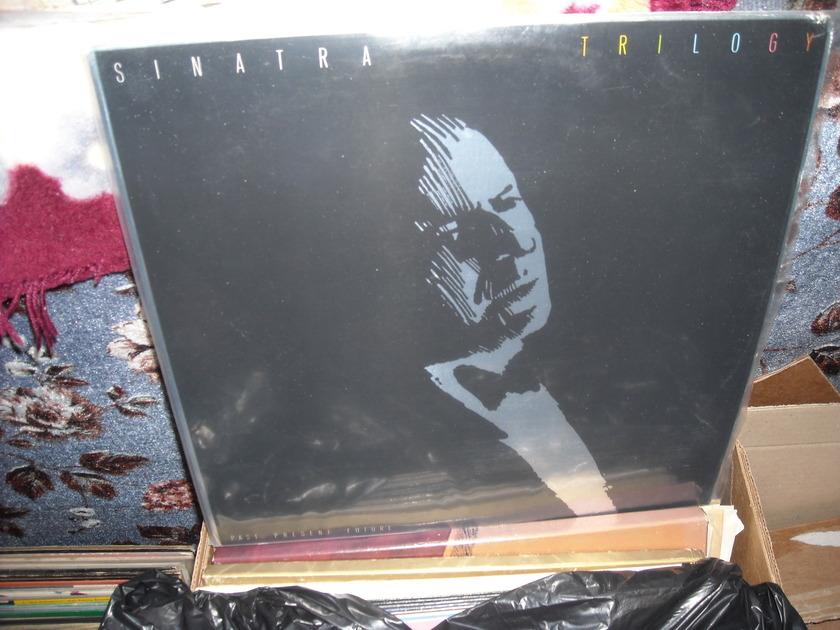 Frank Sinatra - Trilogy Reprise 3 LP Set (c)