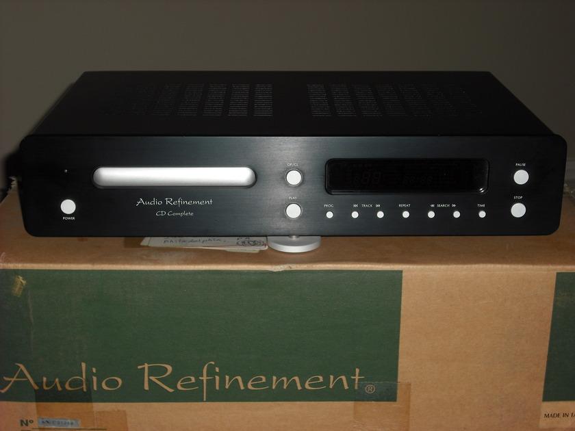 Audio Refinement (YBA) CD Complete Cd Player / Transport