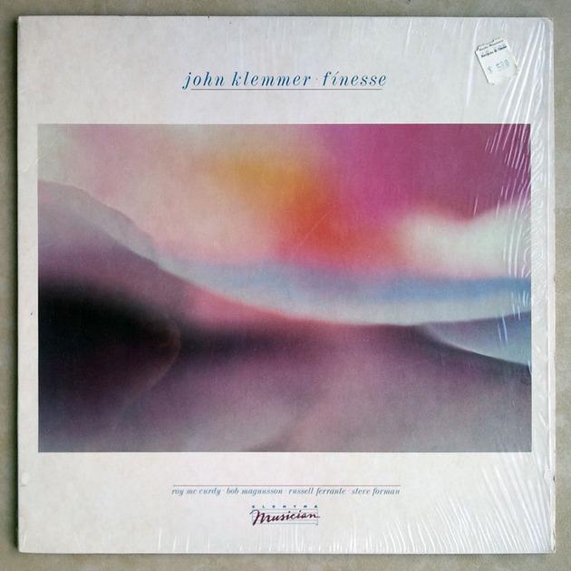 John Klemmer -  - Finesse / NM