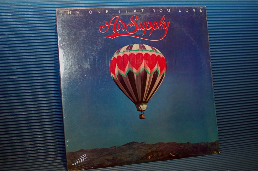 "Air Supply -  - ""The One That You Love"" -  Arista 1981 SEALED"