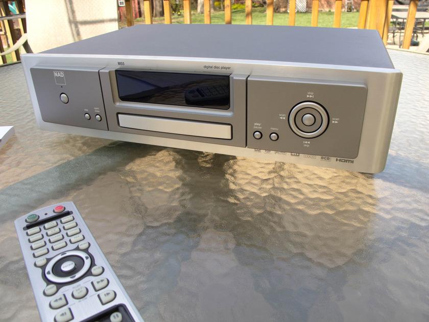 NAD M55 Universal player