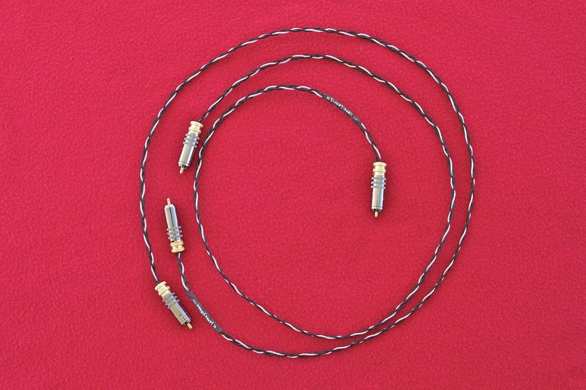 Kimber Kable Silver Streak with WBT 108  1Meter