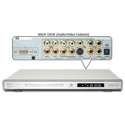 Oppo DV971H Multi-Format Player