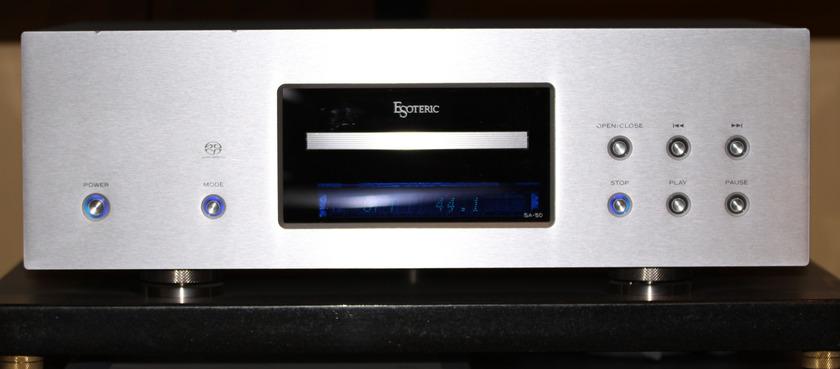 Esoteric SA-50 CD Player/DAC/Preamp