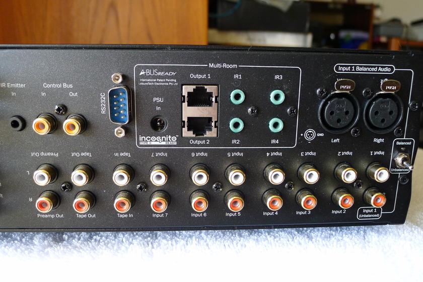CAMBRIDGE AUDIO 840.V2 HI-END INTEGRATED AMP.