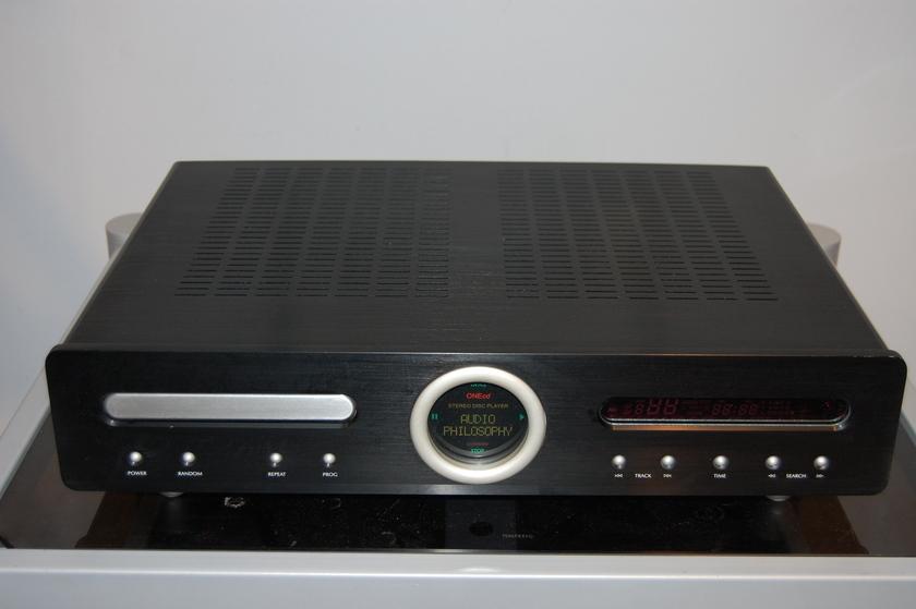 Audio Philosophy  CD Player Demo