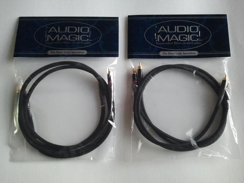 Audio Magic Liquid Air - 1m rca (free trial)